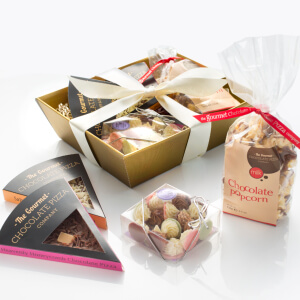 The Gourmet Chocolate Pizza Hamper