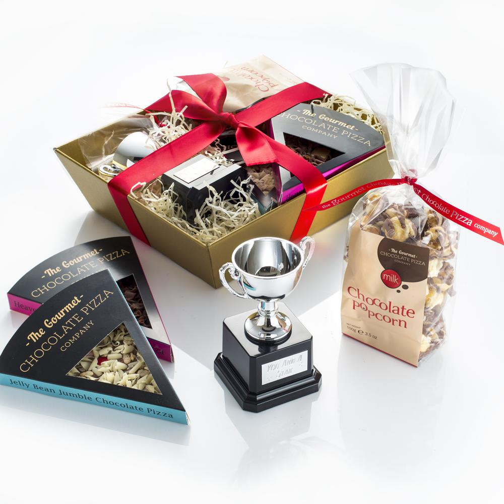 Show some appreciation with our You are a Star Chocolate Hamper