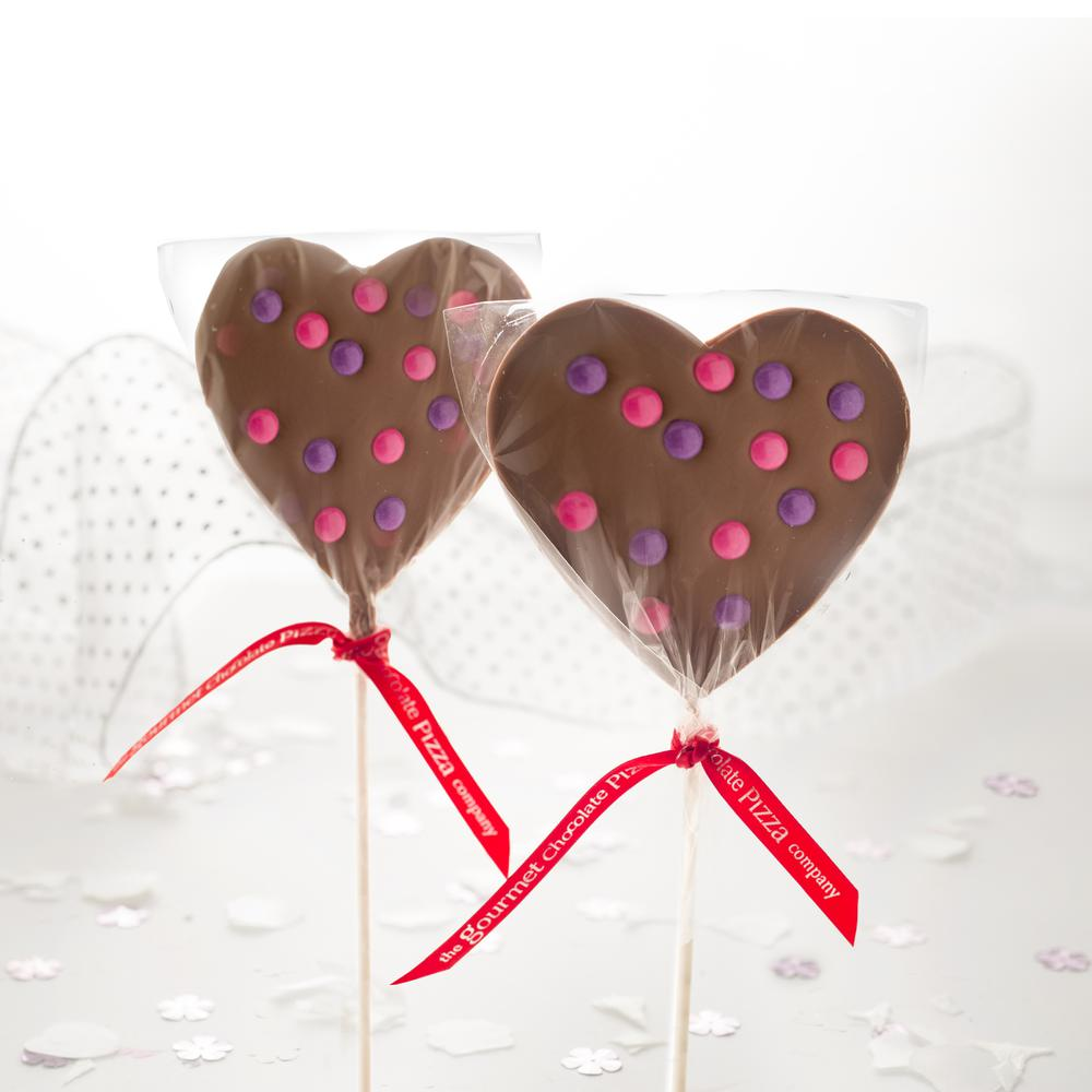 Wedding Lollipops | Favours | The Gourmet Chocolate Pizza Co