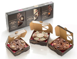 Christmas Mini Chocolate Tipples Gift Pack