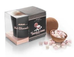 Hot Chocolate Bombe and Mug Gift Set