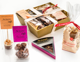 Gourmet Chocolate Pizza Hamper