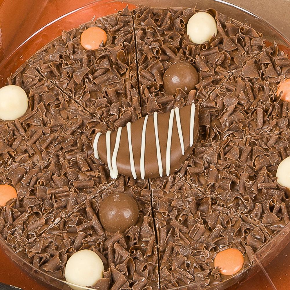 ultimately orange milk chocolate pizza the gourmet chocolate handmade in nottingham love
