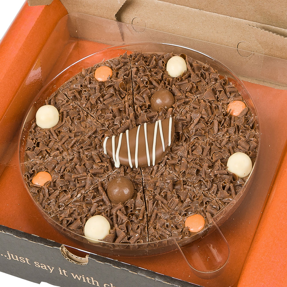 ultimately orange milk chocolate pizza the gourmet chocolate the perfect combination of chocolate and fruit