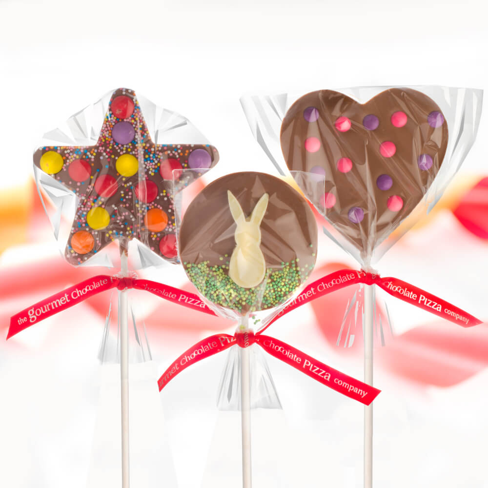 Our Bunny lollipops are back for Spring 2020!